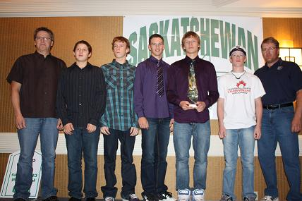 2010 Minor Team of the Year