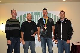 2011 SBA Awards - Senior Team