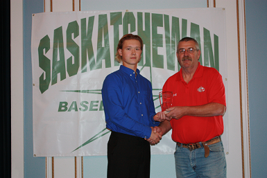 2013 Annual Awards - Junior Umpire