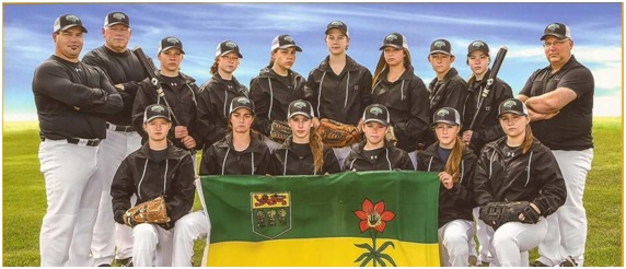 Bantam Girls (16U) Team Sask ID Camps