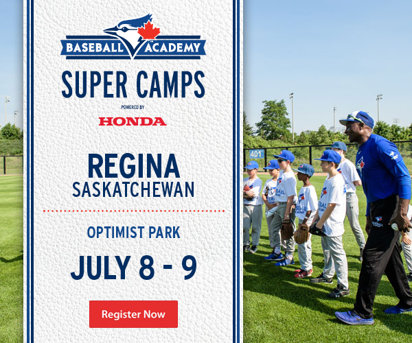 2019 Toronto Blue Jays Honda Super Camp