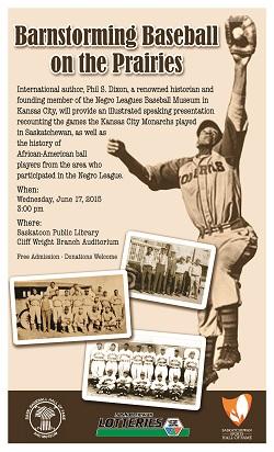 Barnstorming Baseball on the Prairies Commemoration Tour