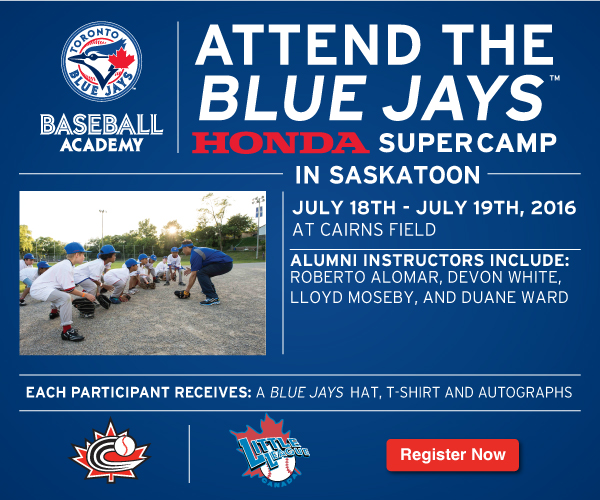 Blue Jays Honda Super Camp