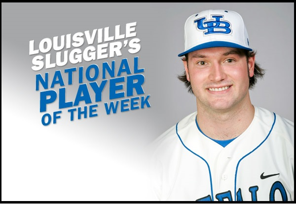 Eric Bryce Named National Player of the Week