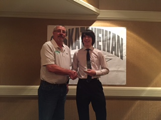 Lou Slotsve Junior Umpire of the Year
