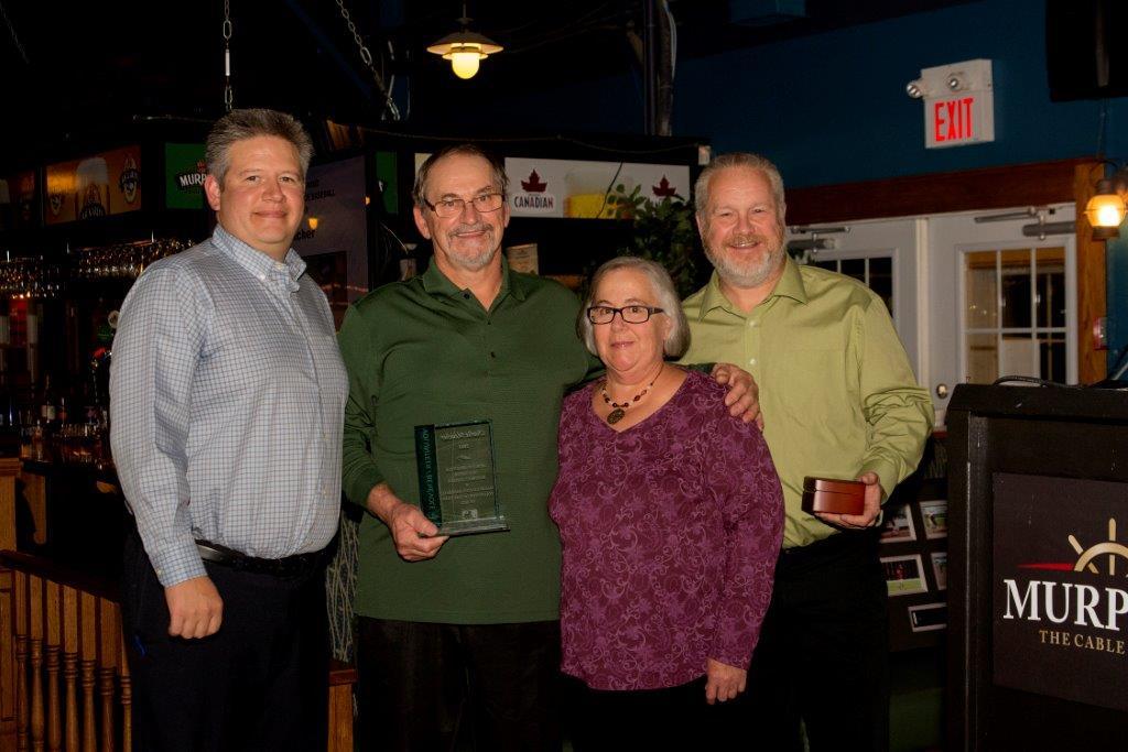 Meacher Named 2013 Baseball Canada MLB Volunteer of the Year
