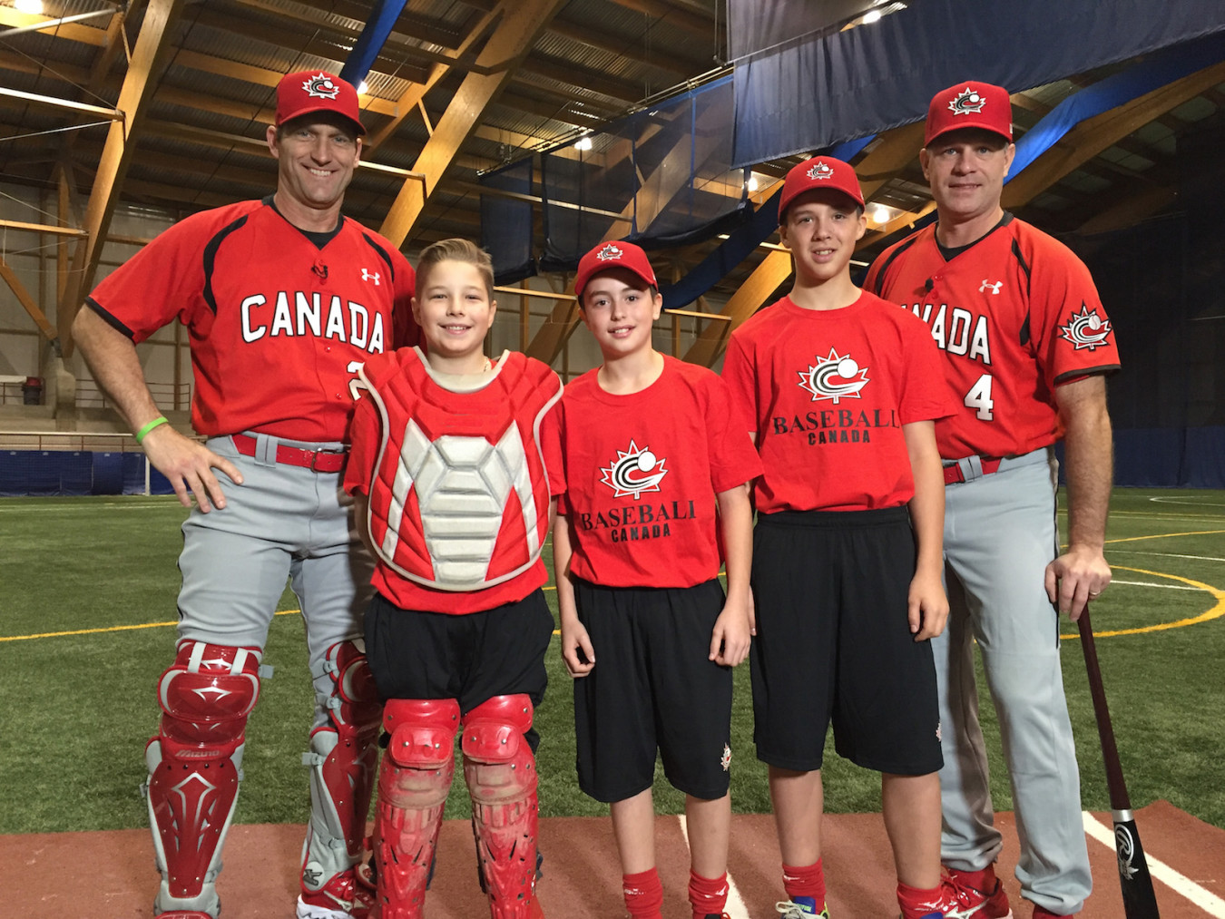 BASEBALL CANADA INSTRUCTIONAL VIDEOS