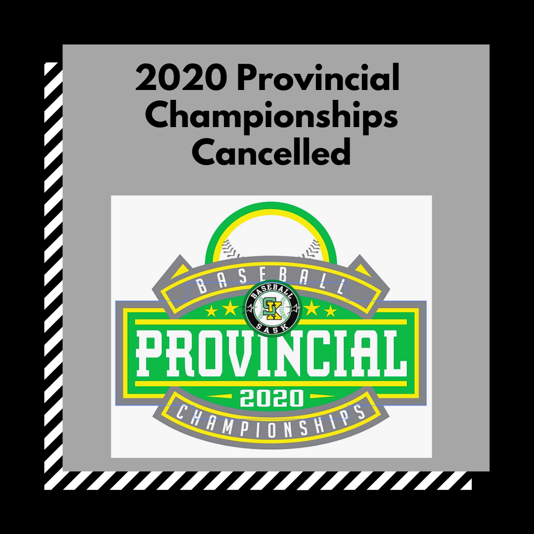 2020 Provincial Championships Cancelled