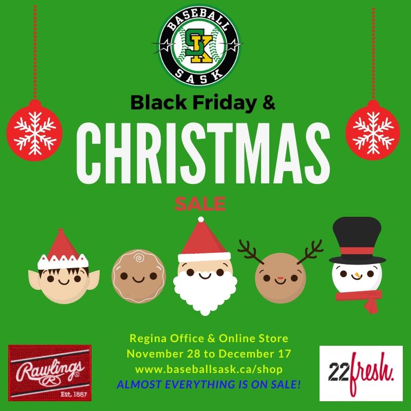 BLACK FRIDAY & CHRISTMAS SALE