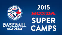 Toronto Blue Jays Honda Super Camp