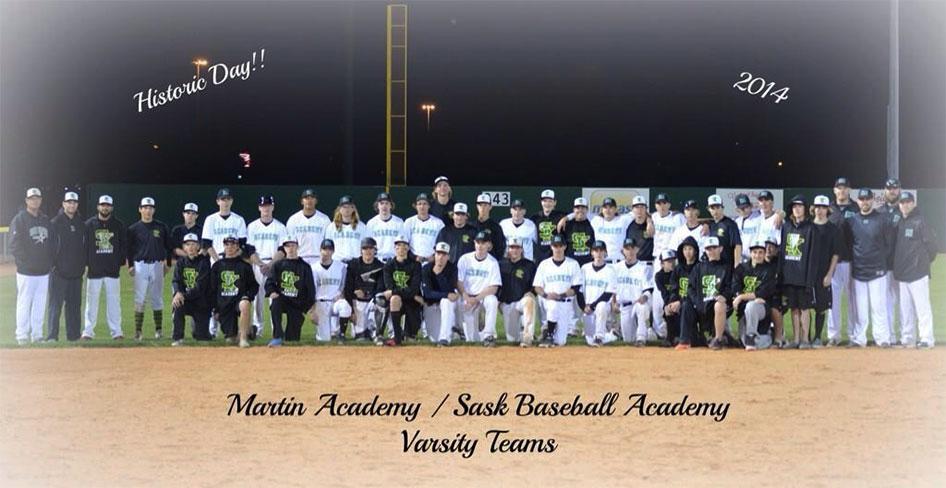 Sask Baseball Academy
